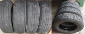 General Grabber Tires 215/70/R/16