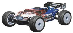 NEW Associated 1/8 RC8T FT Truggy Championship Edition Kit 80912 NIB