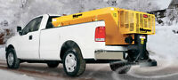 Used Sand/Salt Spreader - 2.0 cubic yard