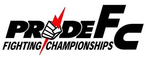 Pride Fighting Championships DVD sale