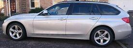 [Bristol] 1 Owner BMW 320d SE+Tourer (latest design), 5k extras, LOW MILEAGE; Full BMW dealer sh