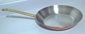 Vintage Paul Revere Copper Cookware Limited Edition Skillet Pan