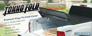 Folding Tonneau Covers From TonnoPro $349!! c/w FREE ACCESSORIES