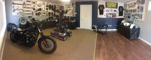 New & Used Parts (mostly for Sportster, Dyna & Softail) WE SHIP!