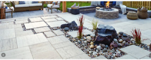 *NEW*, unused patio pavers for sale
