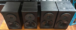 2 pairs of Nuance Star 1 (4 speakers) Kitchener / Waterloo Kitchener Area image 2