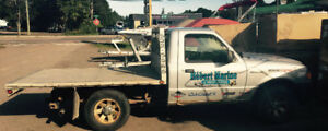 2008 Ford Ranger with Custom Bed / HUNTING or ATV