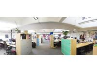E2 Co-Working Space 1 -25 Desks - Hackney Shared Office Workspace