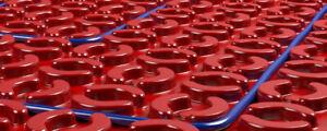 Câbles Chauffants Pour Membrane Ditra Heat et Prodeso Heat *****