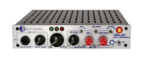 Summit Audio 2BA-221 Microphone and Line Preamplifier