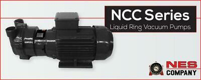 Ncc-20 - Nes Ncc Liquid Ring Vacuum Pumps - Siemens Bv Type