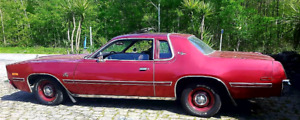 Plymouth fury 1977(t-top)