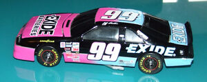1996 Action Racing #99 Jeff Burton Exide Batteries Bank - $35.00