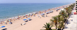New apartment Costa Dorada Spain 600 EUR/week.