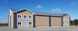 Industrial - Commerical Warehouse, Office and outdoor storage
