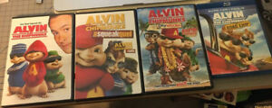 Alvin and the Chipmunks movies