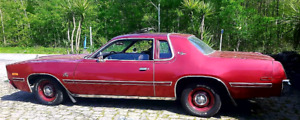 Plymouth fury 1977 coupé sport