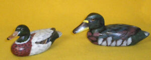 HAND PAINTED WATERFOWL COLLECTIBLE & VINTAGE