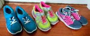 Souliers de sport pour fille Nike