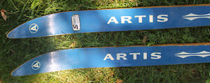 Vingage Artis wooden skiis - Made in Czechoslovakia - New Price!