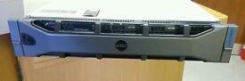 Dell PowerEdge R815 Server Dual CPU 2.6GHz 5x300GB SAS 128GB RAM