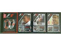 F1 dvd bundle