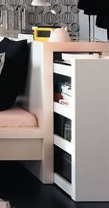 WTB Malm Queen Headboard/Bedhead Queenscliff Manly Area Preview