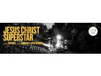 4x tickets Jesus Christ Superstar at REGENT'S PARK OPEN AIR, Sat 19th August 19:45