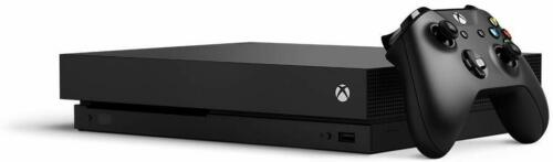 Microsoft Xbox One X 1TB 4K Ultra HD Gaming Console - Microsoft Re-certified