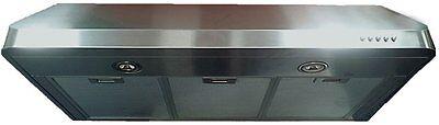 """Verona VEHOOD3610 36"""" Under Cabinet Range Hood Stainless Steel"""