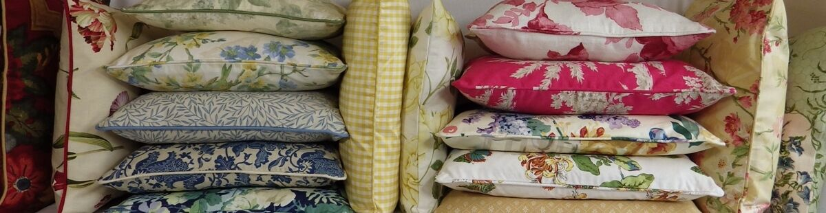Kimberley*Dawn*Cushions