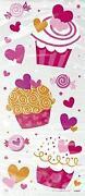 Cellophane Cupcake Bags