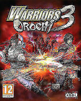 Warriors Orochi 3 + Dynasty Warriors 7 + 8 Xtreme Legends PS3