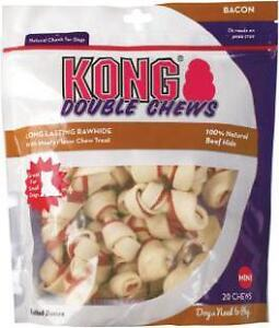 Kong Treats Double Chews and Aussie Sticks LESS than HALF PRICE