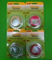 GERANIOL - Insect Repelling Wristbands - 4 Assorted Colours