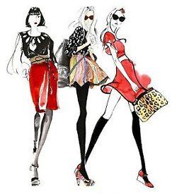 Fashion Illustration - Drawing Classes