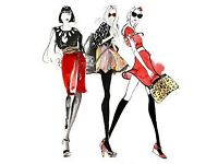 Fashion Illustration - Drawing Classes