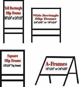 Custom Real Estate Yard Signs & Realtor Lawn Signs