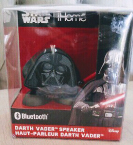 Brand new iHome Star Wars Darth​ Vader Bluetooth Speaker