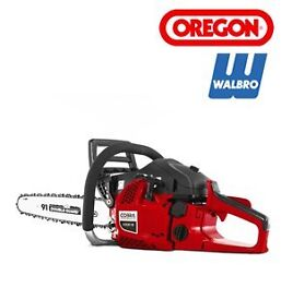 Chain saw 2 stroke