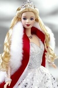 2001 Holiday Celebration™ Barbie® Doll