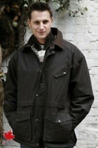 Aussie Outback Oilskin Coat