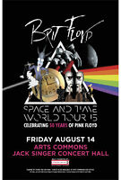 PINK FLOYD TRIBUTE CENTRE ROW BB 5 & 6 JACK SINGER FRI 8/14 8PM