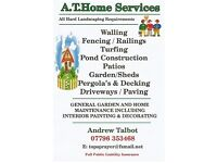 GENERAL GARDEN LANDSCAPING AND GENERAL HOME MAINTENANCE - FREE QUOTES