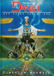 GOD CARES set:  Daniel & Revelation. Vol 1 & 2 - Hard Cover