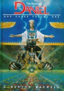 GOD CARES set:  Daniel & Revelation. Vol 1 & 2 - Hard Cover