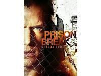 Prison Break 2 + 3 boxsets