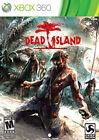 Dead Island Microsoft Xbox 360 Video Games
