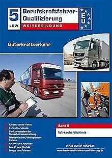 Berufskraftfahrer-Qualifizierung Weiterbildung Güterkraf...   Buch   Zustand gut (Buch, Bildung)