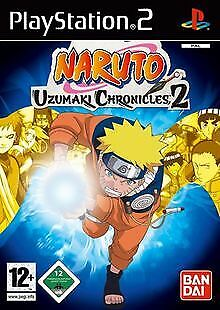 Naruto - Uzumaki Chronicles 2 von NAMCO BANDAI Partners ... | Game | Zustand gut (Uzumaki Chronicles 2)